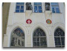 Эстония: общая информация, фото: Архитектура Старог .города