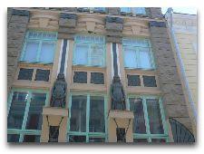 Эстония: общая информация, фото: Архитектура Старого города.