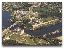 Эстония: общая информация, фото: Панорама города.