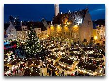 Эстония: общая информация, фото: Новогодний Таллинн