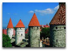 Эстония: общая информация, фото: Башни Старого города