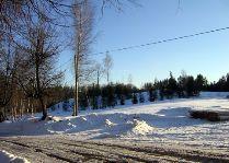 Латвия: информация для туристов, фото: Зима