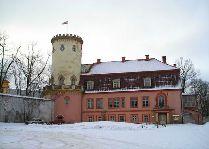 Латвия: информация для туристов, фото: Рижский замок