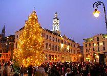 Латвия: информация для туристов, фото: Рождество в Латвии