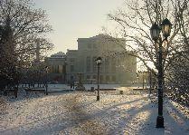 Латвия: информация для туристов, фото: Рижская опера