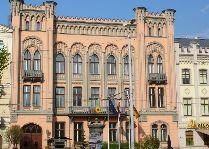 Латвия: информация для туристов, фото: Немецкое посольство в Риге