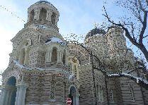 Латвия: информация для туристов, фото: Православный собор в Риге