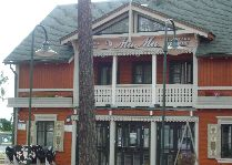 Латвия: информация для туристов, фото: Фасад отеля Ма Ма