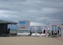 Латвия: информация для туристов, фото: Пляж Юрмалы