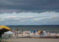 Латвия: информация для туристов, фото: Пляж в Юрмале