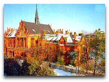 Латвия: информация для туристов, фото: Академия художеств