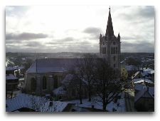 Латвия: информация для туристов, фото: Новый год в Латвии