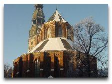 Латвия: информация для туристов, фото: Собор св.Петра