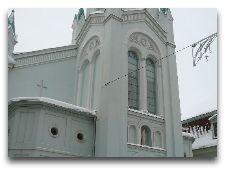 Латвия: информация для туристов, фото: Церковь Старого города