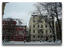 Латвия: информация для туристов, фото: Зима в Риге