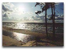 Латвия: информация для туристов, фото: Берег Рижского залива
