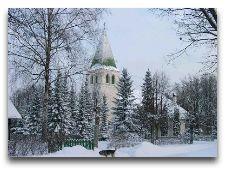 Латвия: информация для туристов, фото: Зимняя сказка