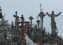 Литва: общая информация, фото: Гора креств