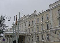 Литва: общая информация, фото: Президентский дворец