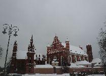 Литва: общая информация, фото: Костел святой Анны