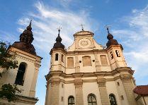 Литва: общая информация, фото: Костёл города