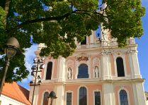 Литва: общая информация, фото: Костёл святой Катерины
