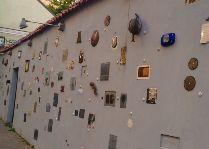 Литва: общая информация, фото: Улица художников