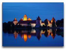 Литва: общая информация, фото: Зимнее фото Литвы