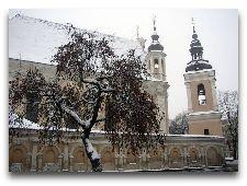 Литва: общая информация, фото: Новый год в Вильнюсе