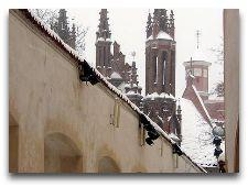 Литва: общая информация, фото: Рождество в Вильнюсе