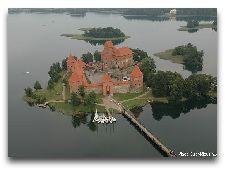 Литва: общая информация, фото: Тракай