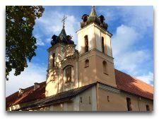 Литва: общая информация, фото: Католический храм