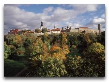 О Таллинне: Осень в Таллинне