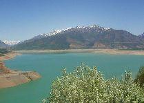Узбекистан: общая информация, фото: Чарвакское водохранилище