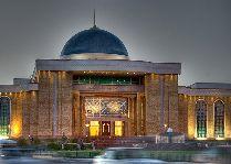 Узбекистан: общая информация, фото: Музей в Ташкенте