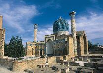 Узбекистан: общая информация, фото: Гур Эмир