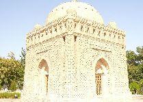 Узбекистан: общая информация, фото: Мавзолей Исмаила Самани