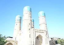 Узбекистан: общая информация, фото: Медресе Чор-минор