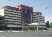 Узбекистан: общая информация, фото: Гостиница Гранд мир в Ташкенте