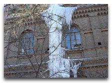Узбекистан: общая информация, фото: Зима в Узбекистане