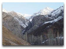 Узбекистан: общая информация, фото: Горы Чимнана