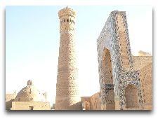 Узбекистан: общая информация, фото: Медресе и Минарет
