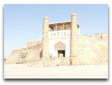 Узбекистан: общая информация, фото: Крепость Бухары Арк