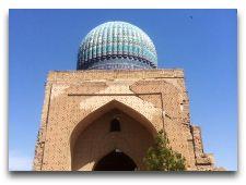 Узбекистан: общая информация, фото: Мечеть в Самарканде
