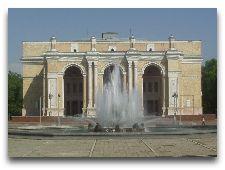 Узбекистан: общая информация, фото: Театр Навои в Ташкенте