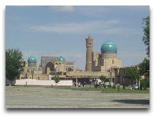 Узбекистан: общая информация, фото: Бухара