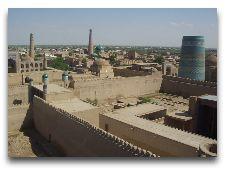Узбекистан: общая информация, фото: Хива