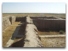 Узбекистан: общая информация, фото: Руины