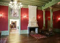Замок Алатскиви: Зал столовая