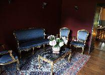 Замок Алатскиви: Комната на 2 этаже